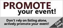 Advertise your event on TheCattleSite.com